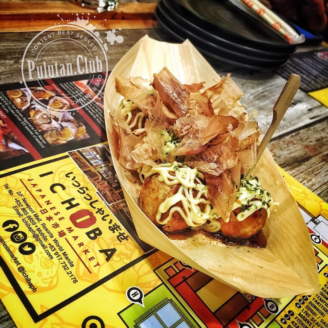 This Takoyaki Is Amazing!