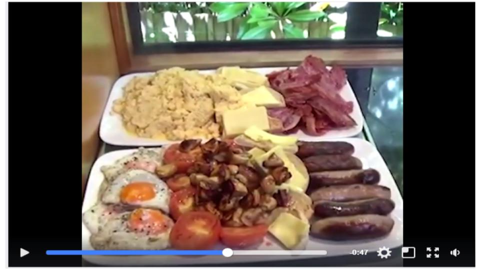 Humble English Breakfast