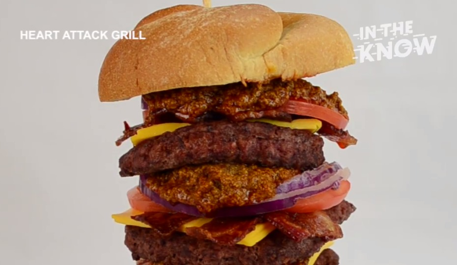 WATCH: This is what 20,000 Calories Look Like