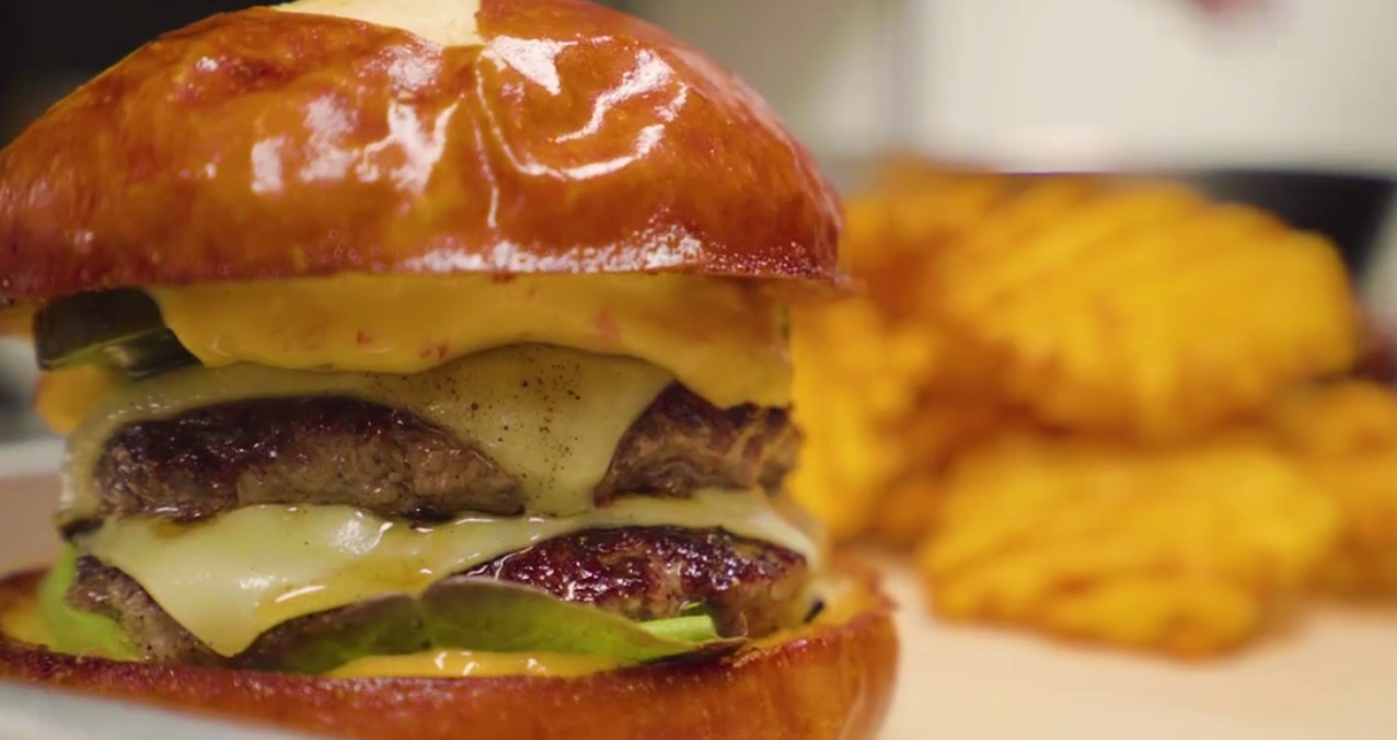 The Most Instagram-mable Burger!