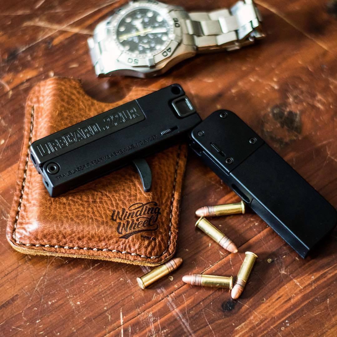 Delikado Ata Ito! Folding Gun The Size Of Your Wallet