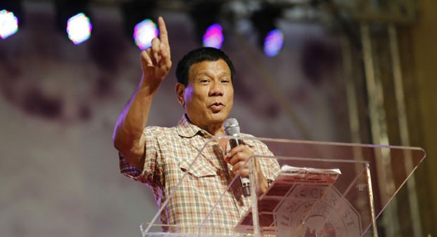 This Is What Kidnappers Get When They Mess With Davao's Mayor Duterte
