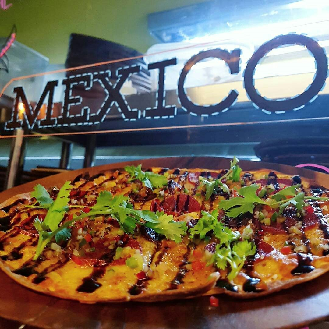You Had Us At Bacon Taqueria 101 from Bicutan