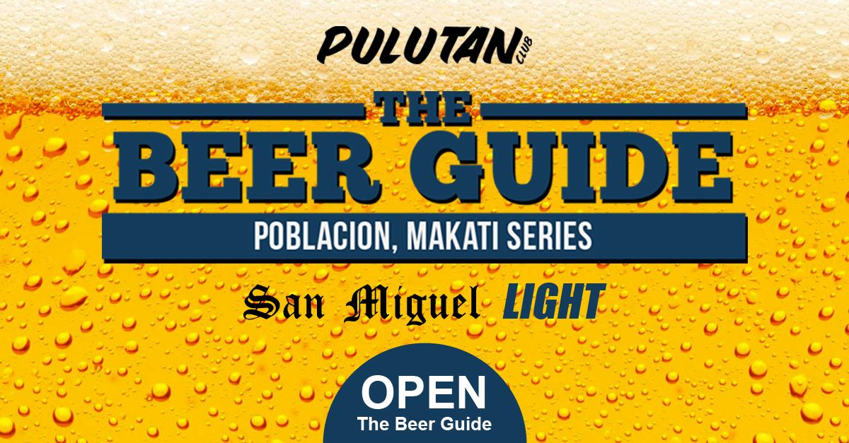 The Beer Guide: San Mig Light – Poblacion, Makati Series