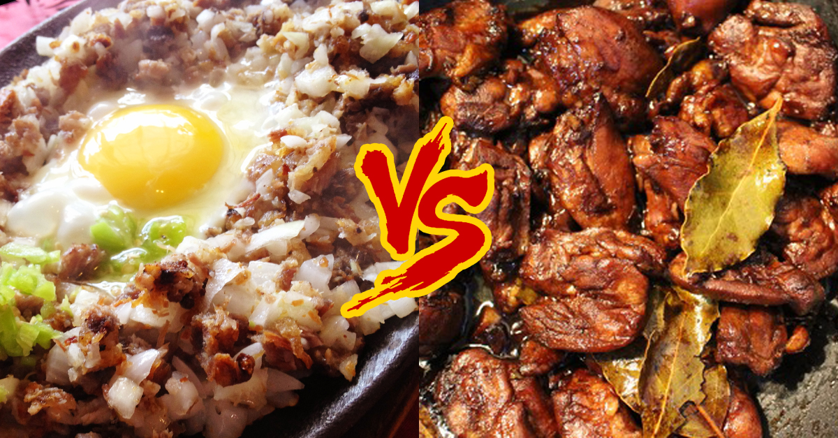 Did Sisig Beat Adobo as the Philippine's No.1 Food Icon?