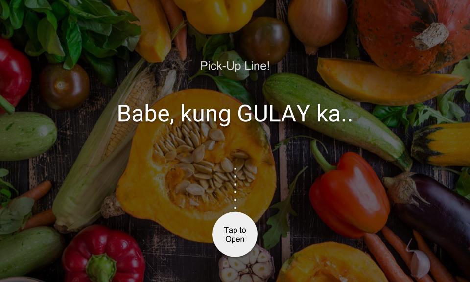 Babe, kung GULAY ka..