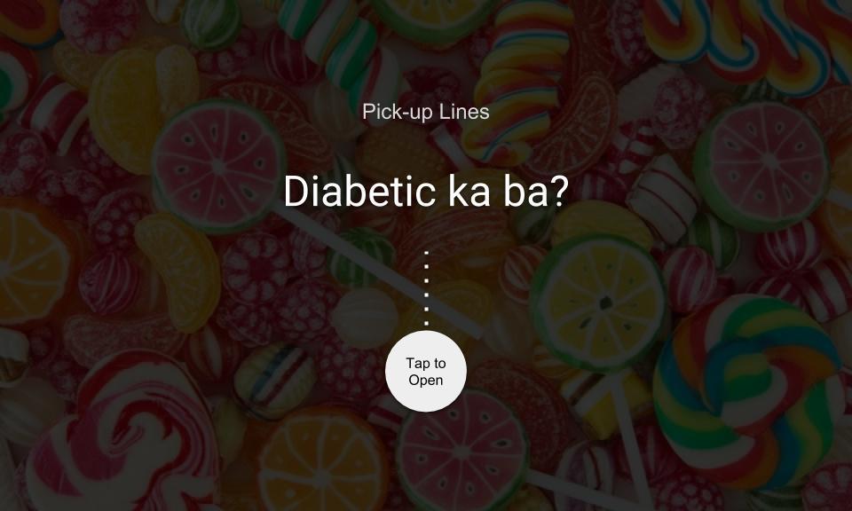 Diabetic ka ba?