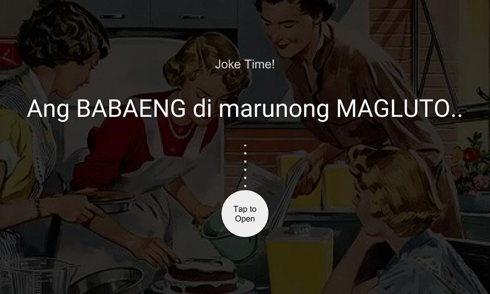 Ang BABAENG di marunong MAGLUTO..