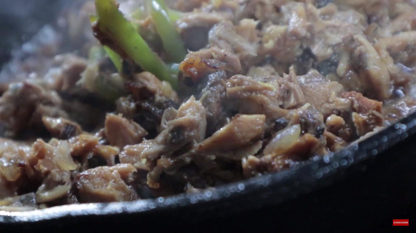 Sizzling Premium Mackerel ala Sisig Recipe