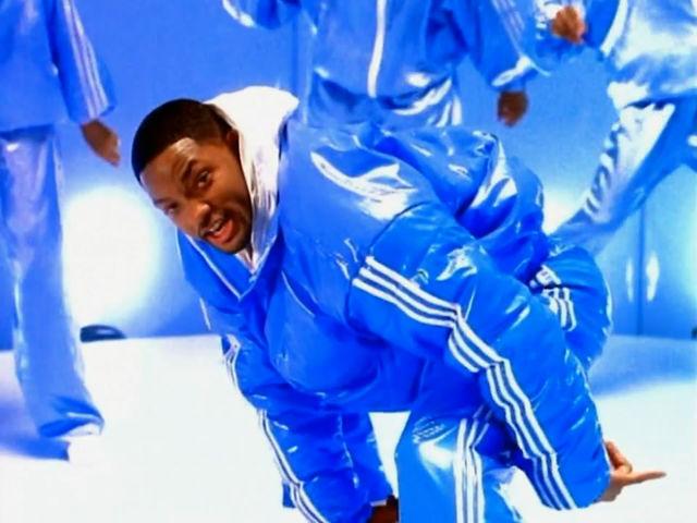 Feeling Blue…Just Go Jiggy…