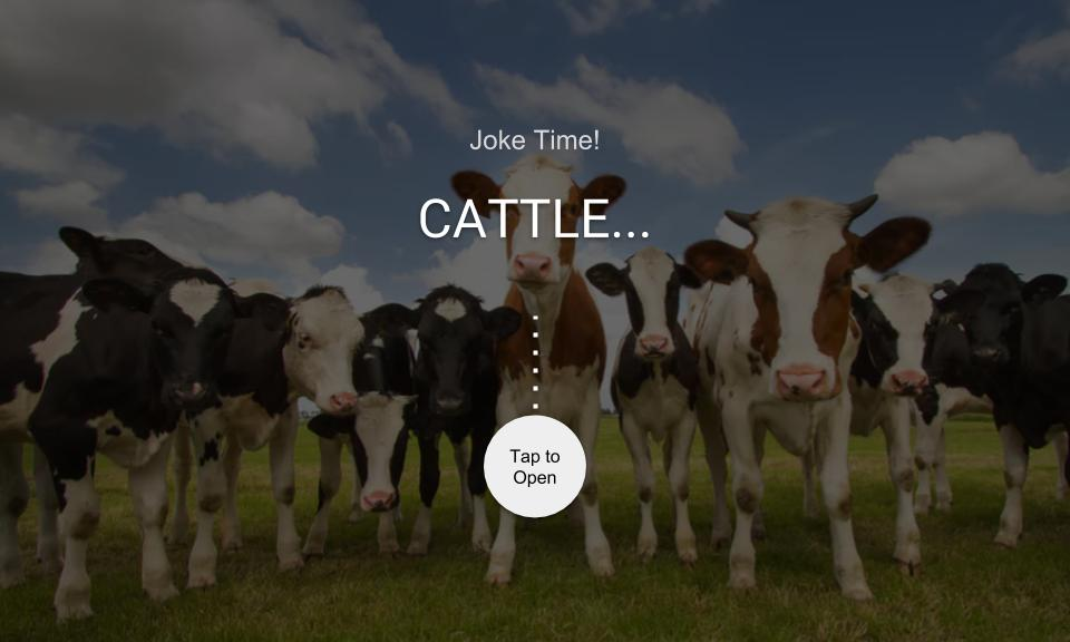 CATTLE…