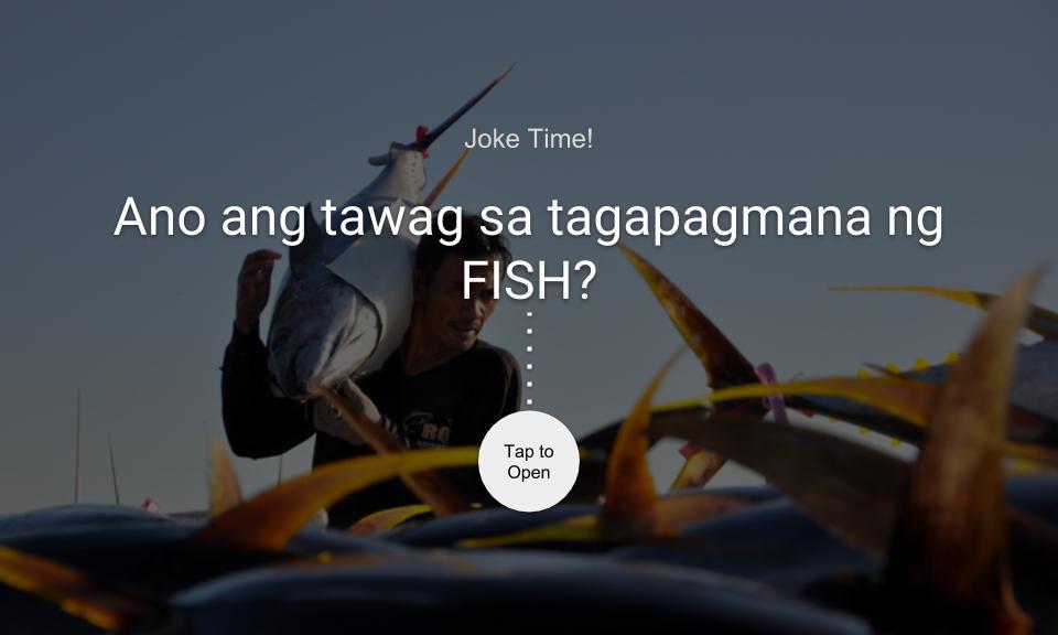 Ano ang tawag sa tagapagmana ng FISH?