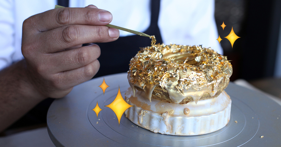 You wont believe it's 100% Filipino Made: The MOST Expensive Donut