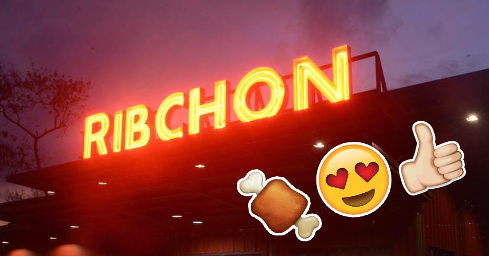 Rib-diculously Delicious: Get that Spiced Lechon Rib at Ribchon