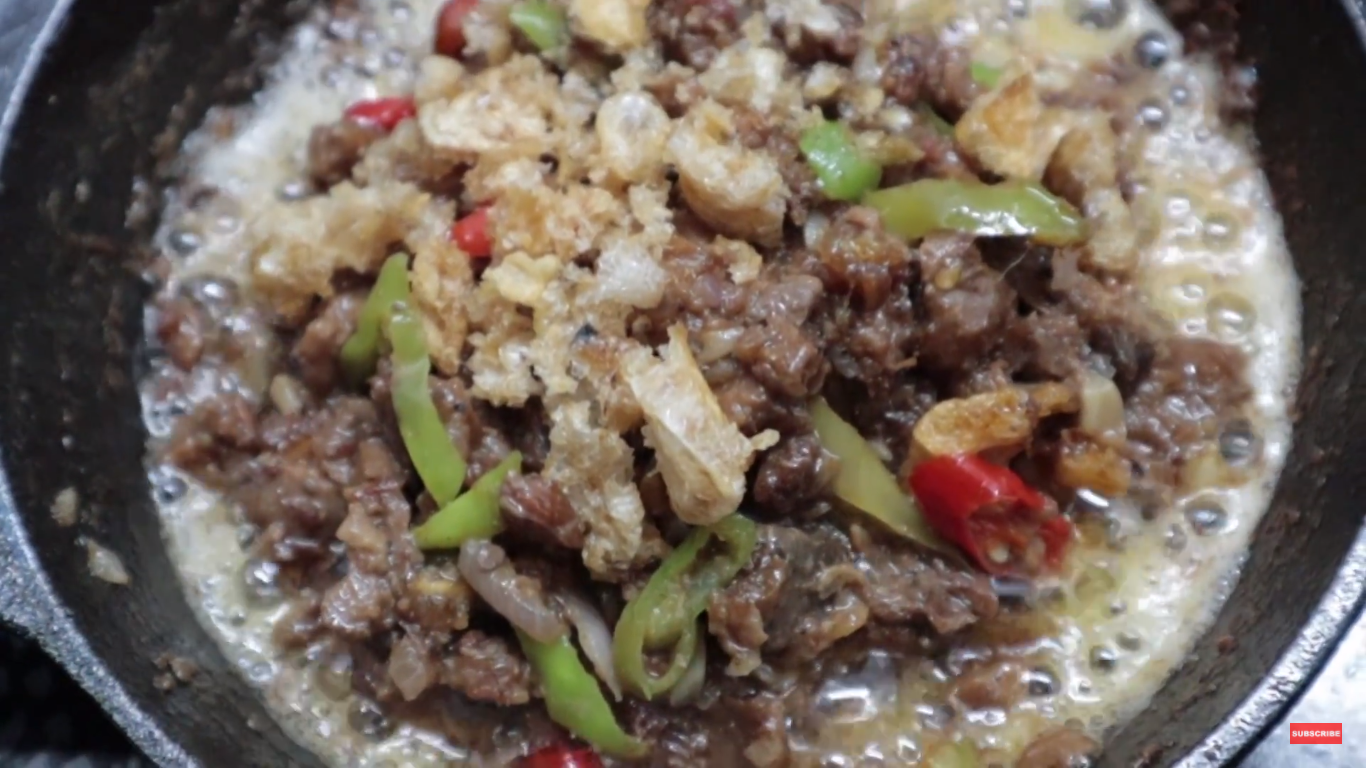 How To Cook Sisig Express (Bicolano Style)