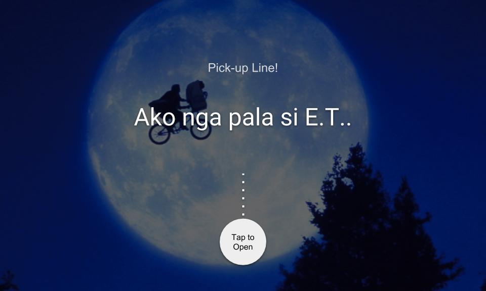 Ako nga pala si E.T..