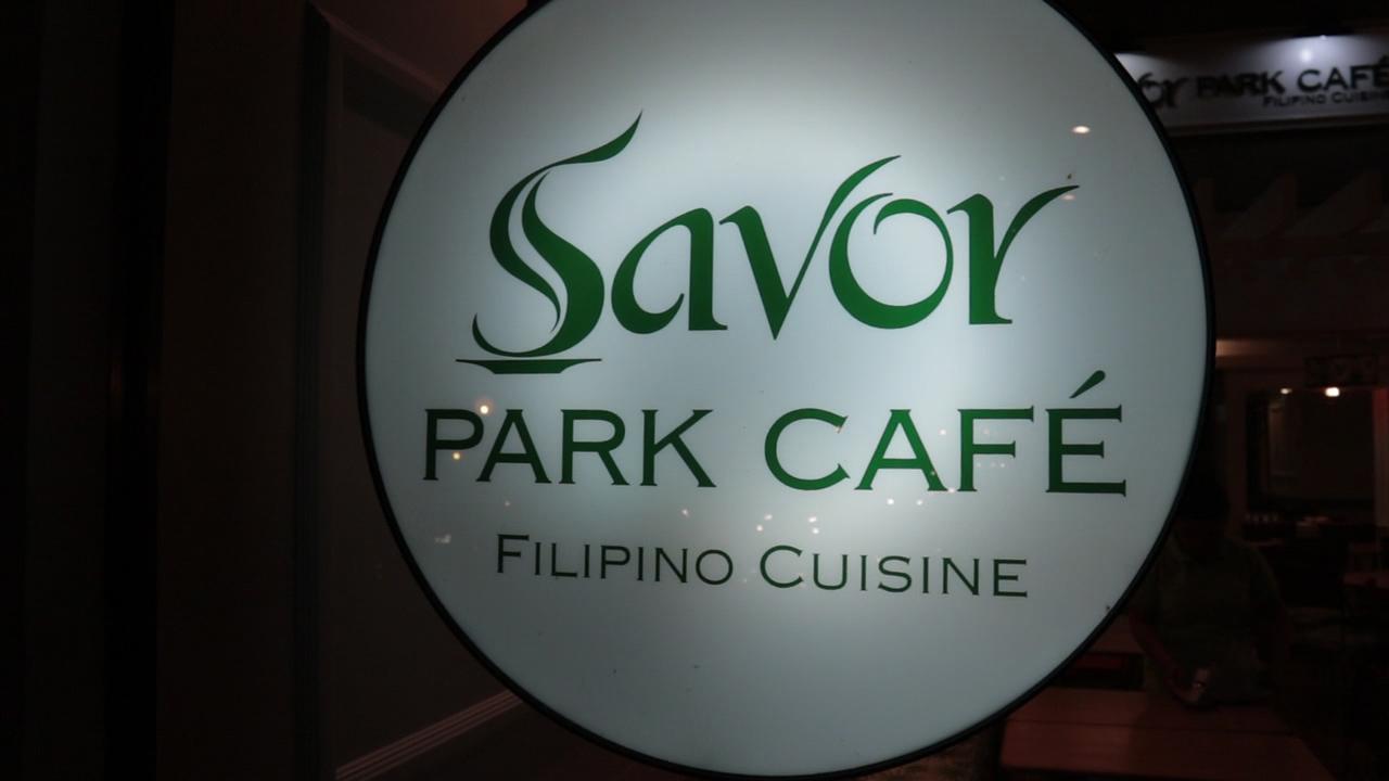 The Feel of Home: Savor Park Cafe