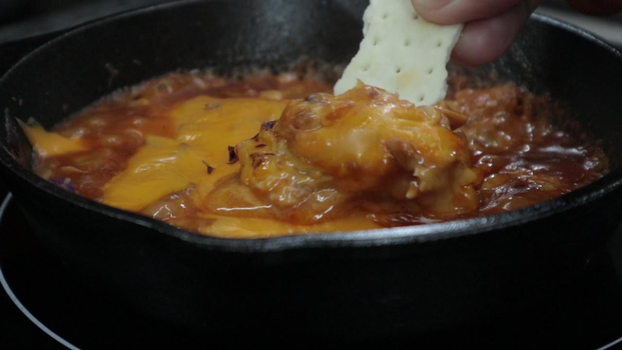 Pulutan Recipe for Cheesy Tuna Sriracha!