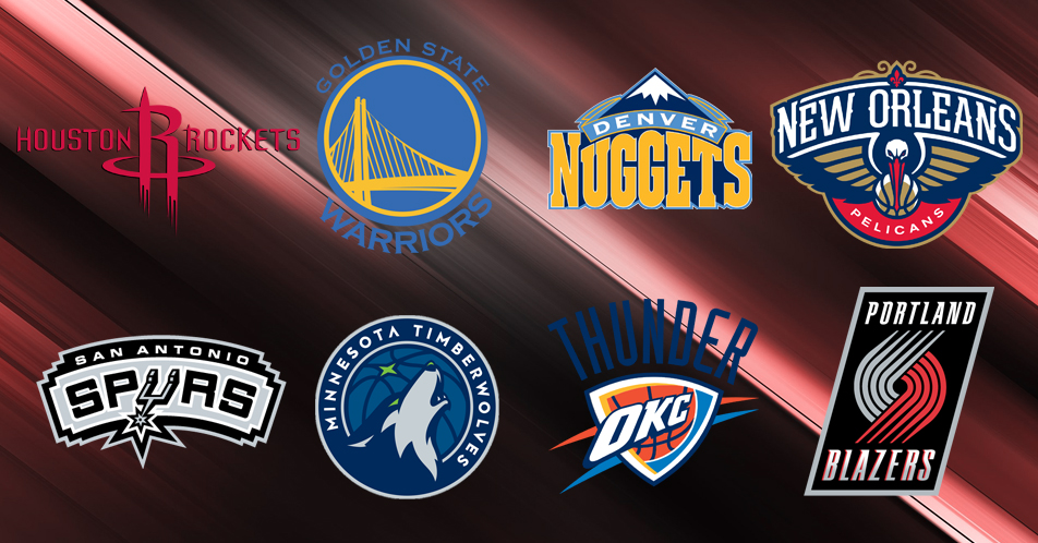 IF the NBA Playoffs Starts TODAY! (WEST)