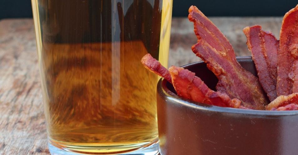 Lagot TAYO Kay Nanay: Bacon Flavored Beer
