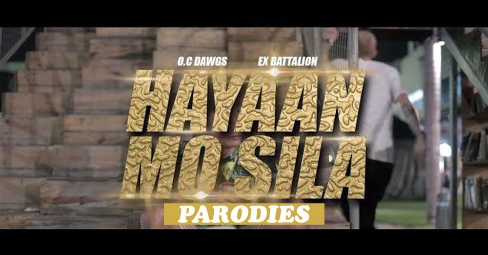EX-B's Hayaan Mo Sila – BEST PARODIES!