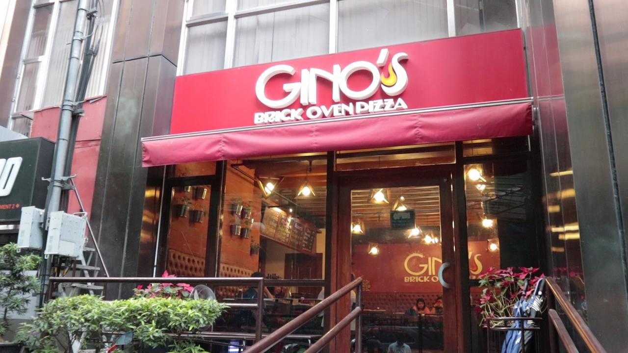 Pizza for Days: Gino's Brick Oven Pizza