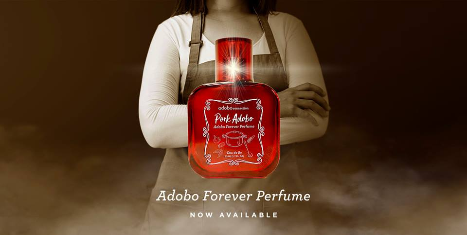 NOW We've SEEN EVERYTHING! Adobo Perfume…
