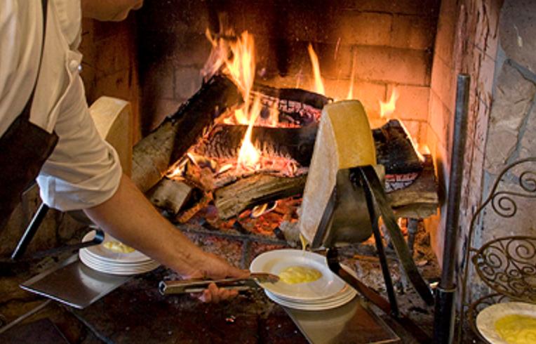 Fireside Raclette For The Win!