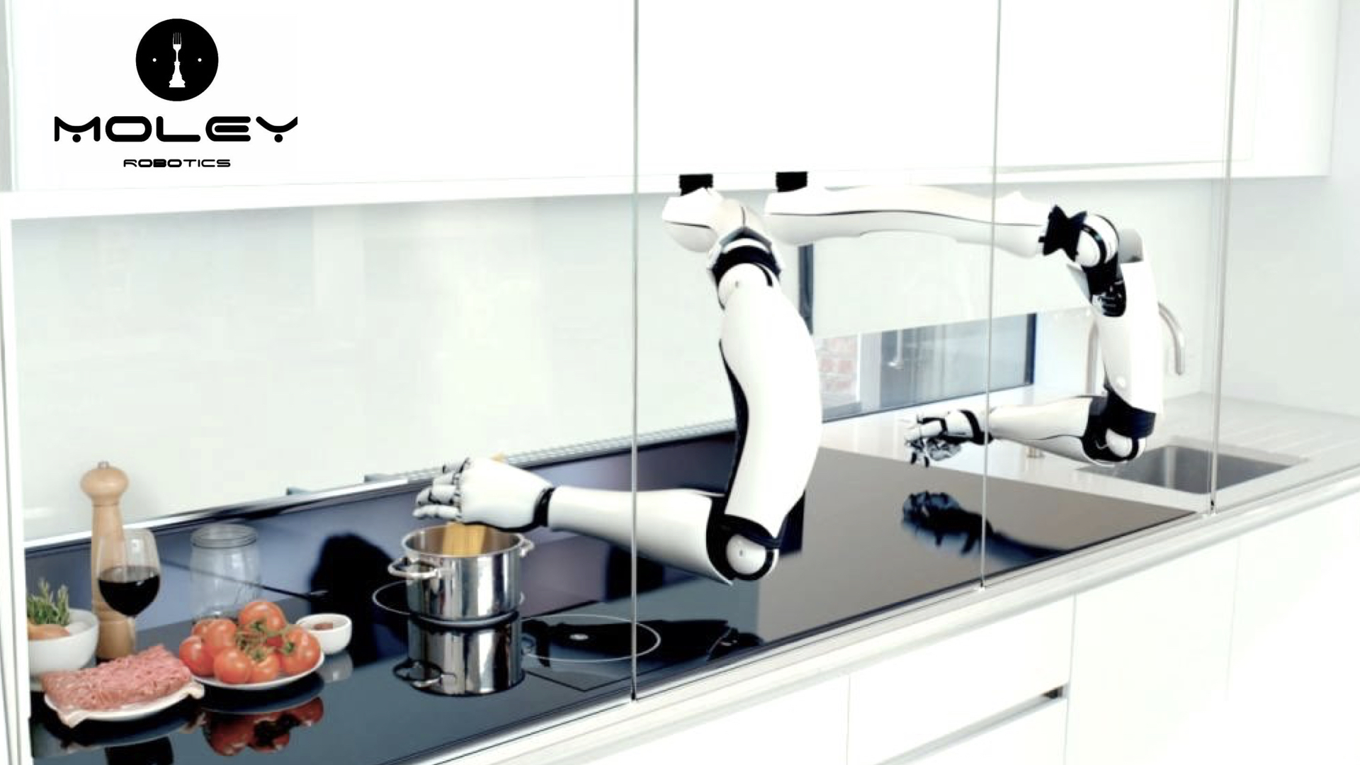 See this Robotic Kitchen cook your PULUTAN