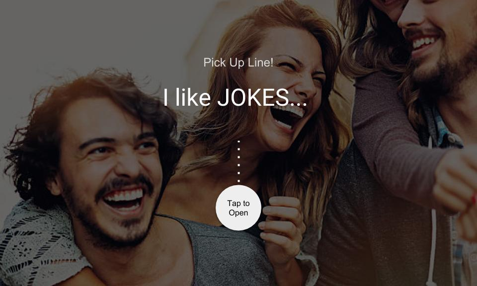 I like JOKES…