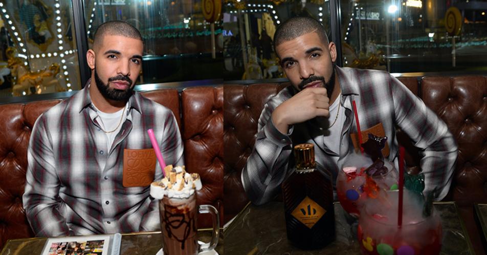 Drake's Whiskey Milkshake