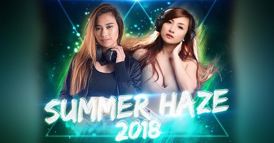 SUMMER HAZE 2018
