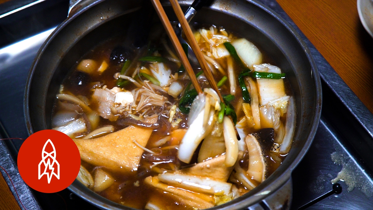 Chanko Nabe: Sumo Soup