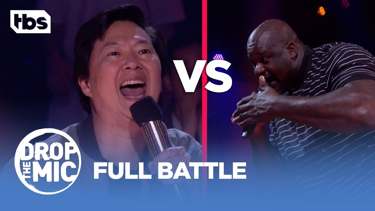 The Funniest Match-Ups of Drop the Mic