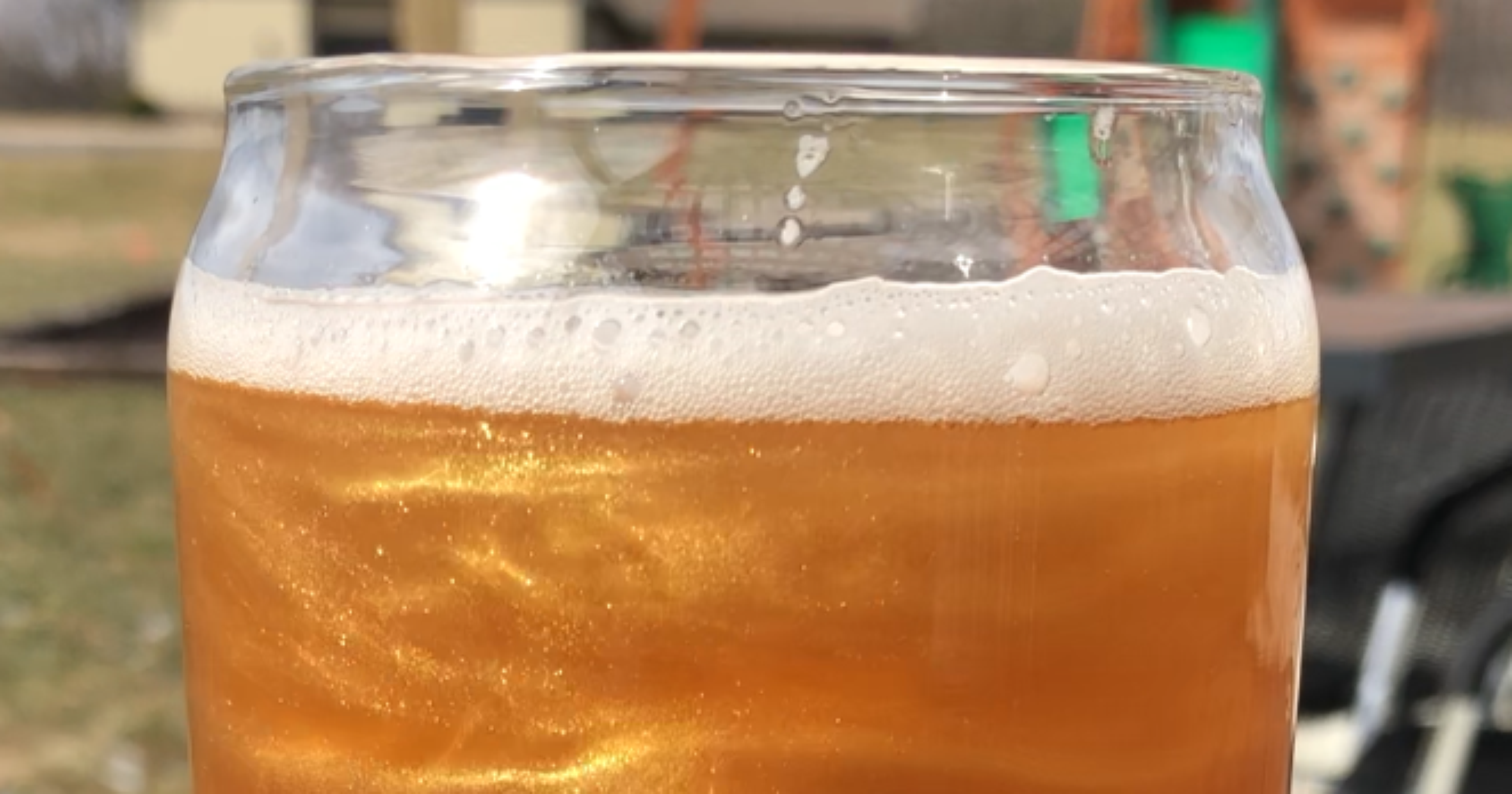 Glitter BEER is Here…