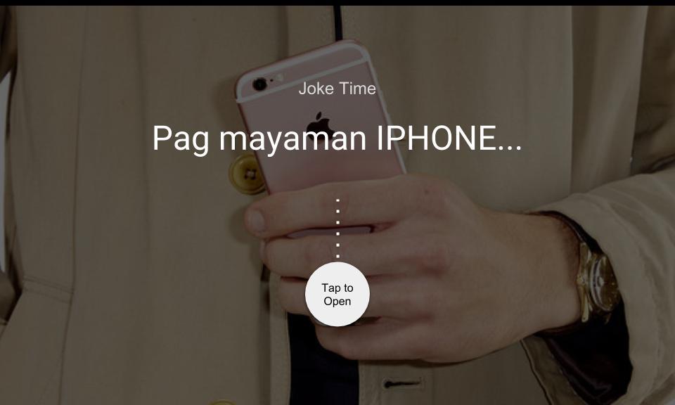 Pag mayaman IPHONE…