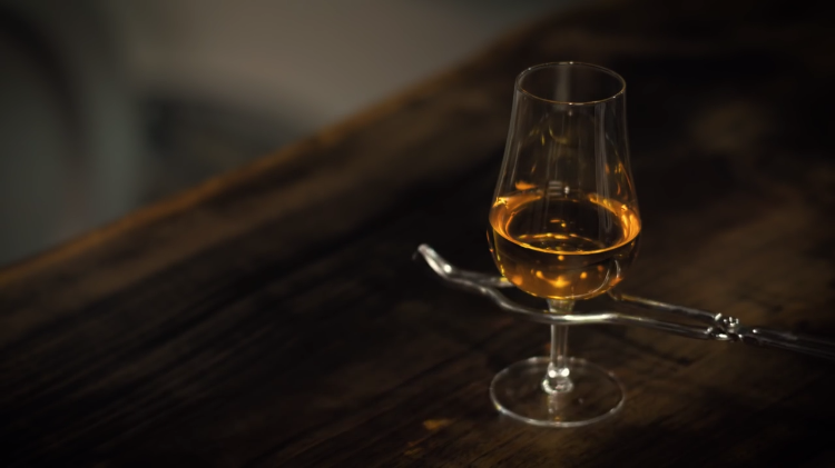 The Last Glass of 230 year old Whiskey