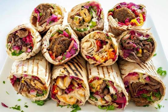 mexican shawarma