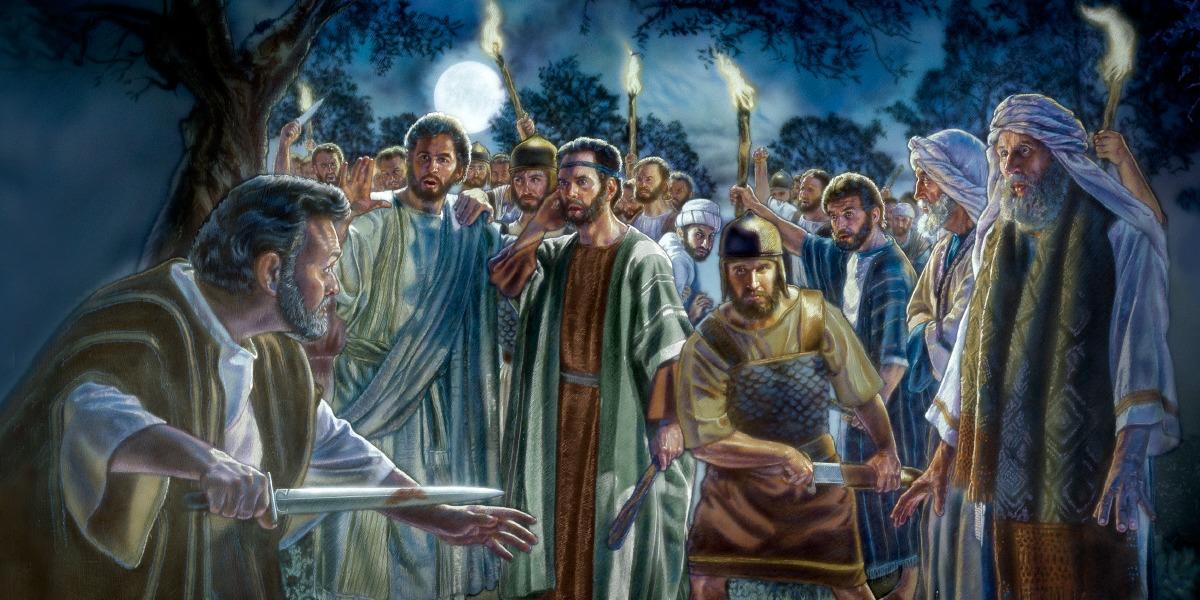May Nagtanggol Na Kay Jesus…