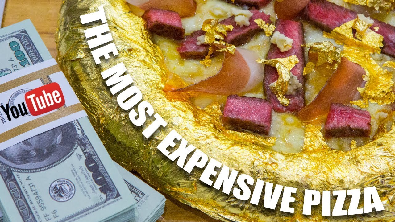 Epic Meal Time Movie Presents: The Most Expensive Pizza