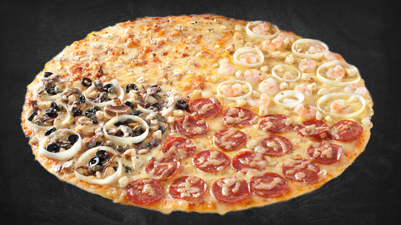 Yellow Cab UNLI-PIZZA is BACK!