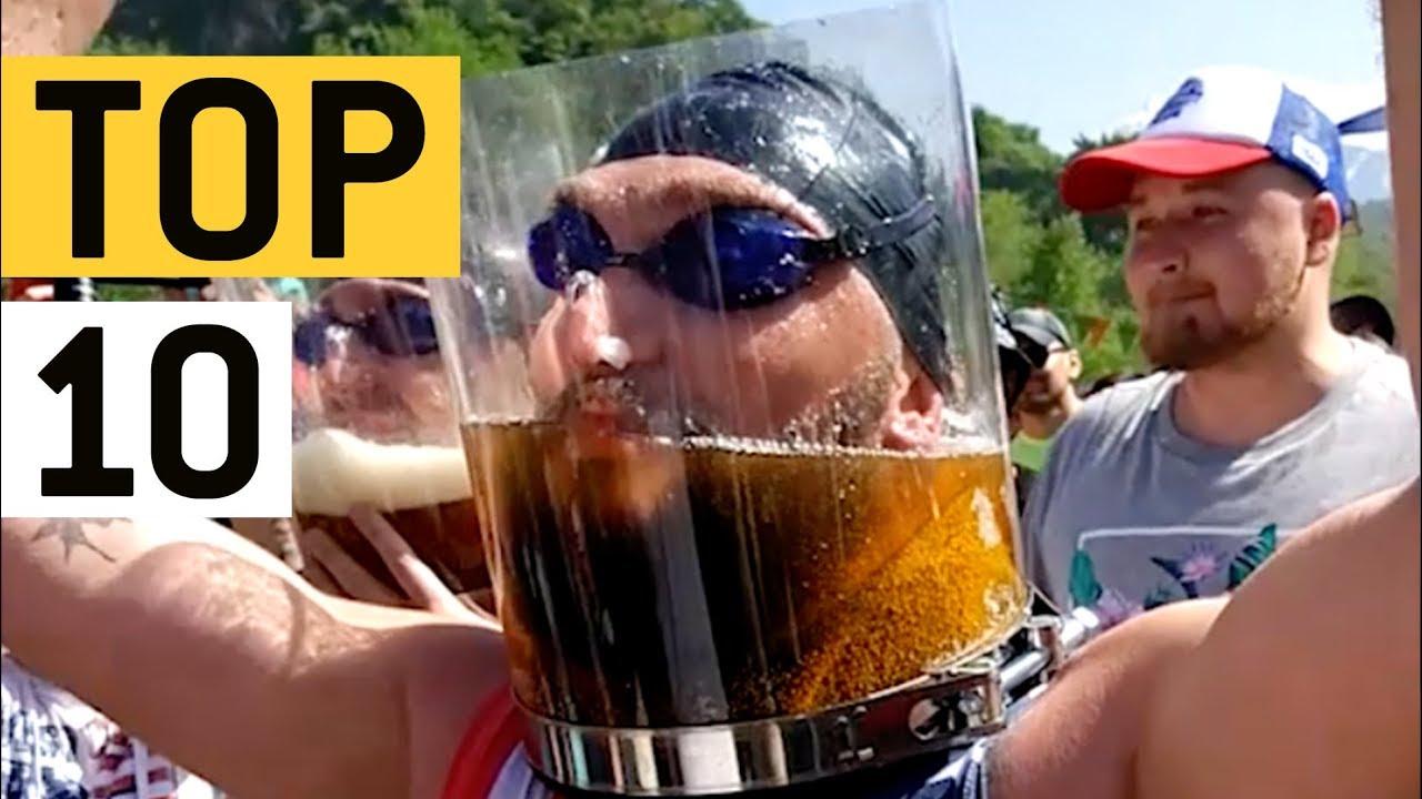 Top 10 Ways to Drink Beer