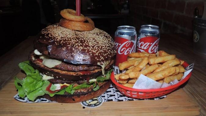 The Don Burger Challenge