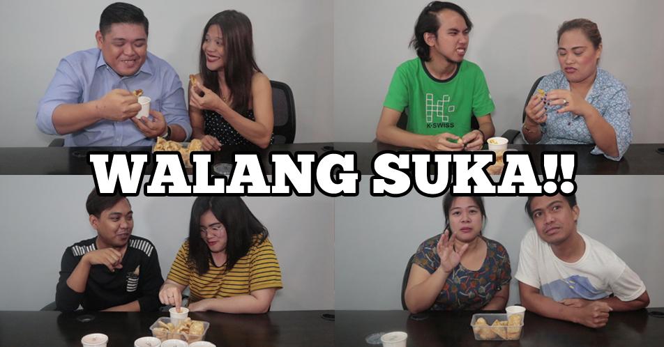 Pulutan Challenge: Sawsawan ng Chicharon (Walang Suka!)