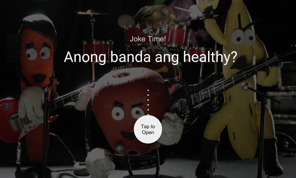 Anong banda ang healthy?