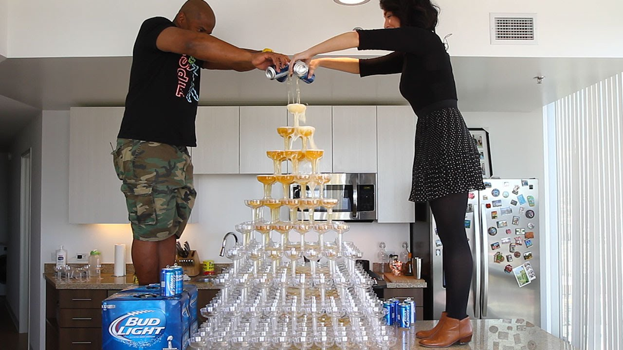 THIS IS NOT YOUR ORDINARY BEER TOWER…