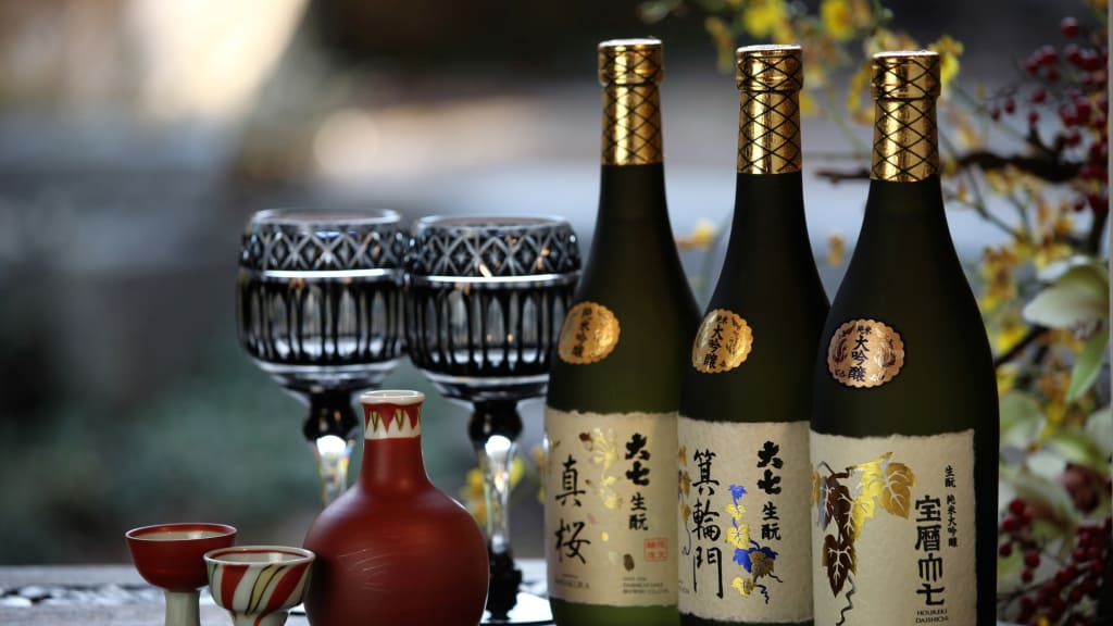 Want to Go International With Flavors? Start Off With Sake