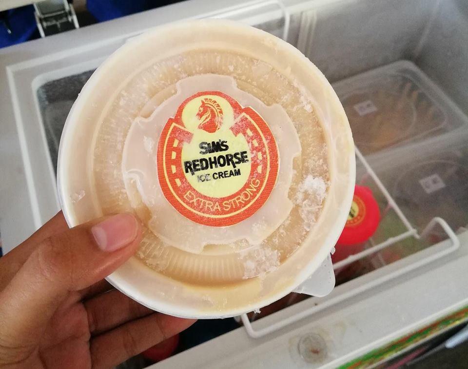 Beer Ice Cream Recipe…
