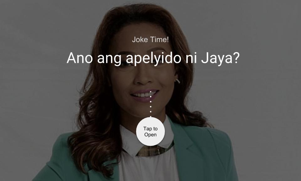 Ano ang apelyido ni Jaya?