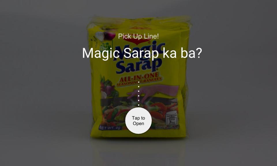 Magic Sarap ka ba?